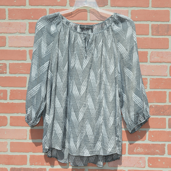 Fred David Tops - Fred David plus size top size 2x